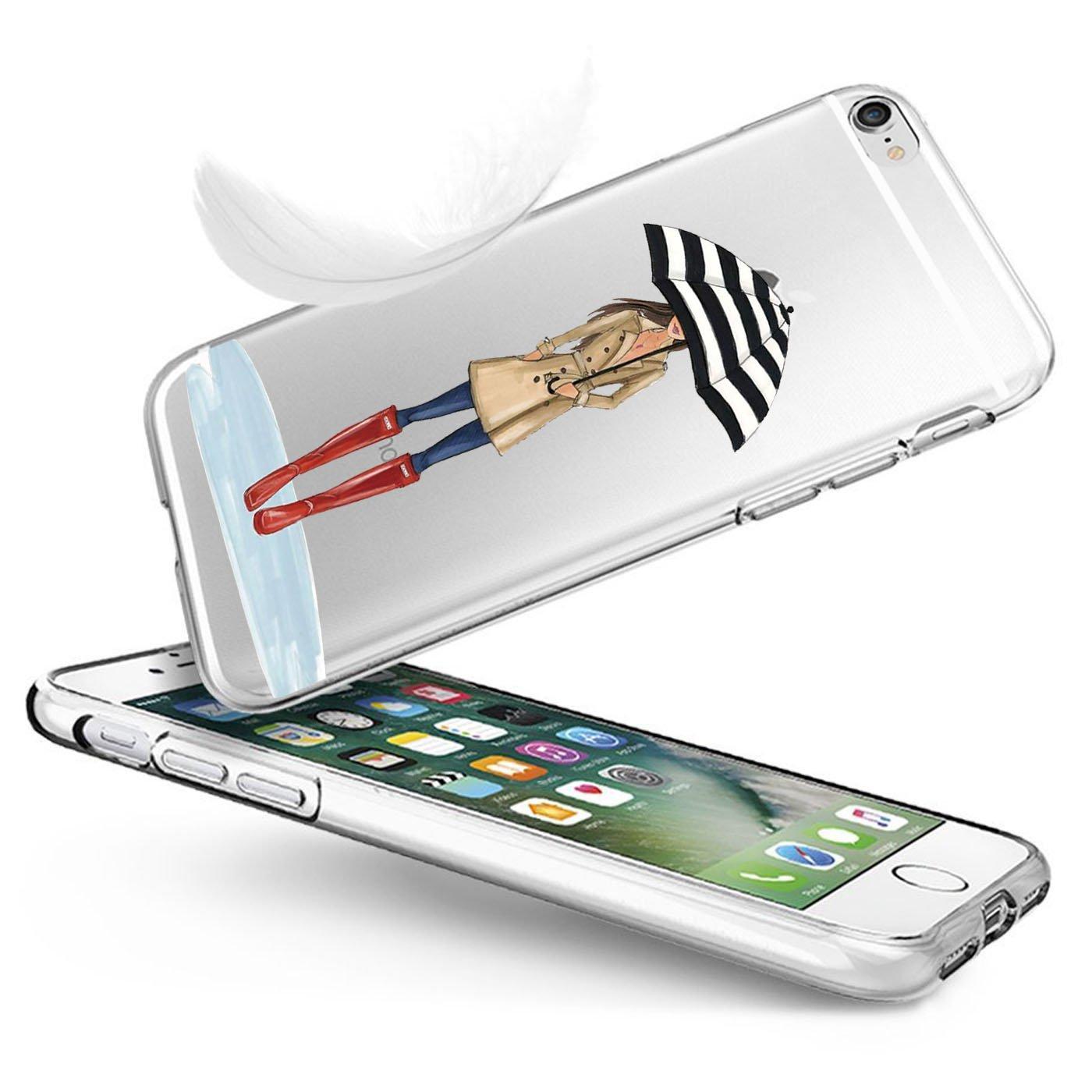 caler coque iphone 6