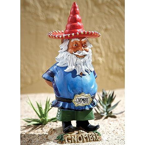 El Gnombre   The Hispanic Garden Gnome