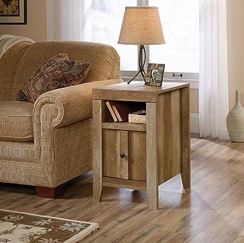 Lovely Sauder 420139 Side Table, Furniture, Craftsman Oak