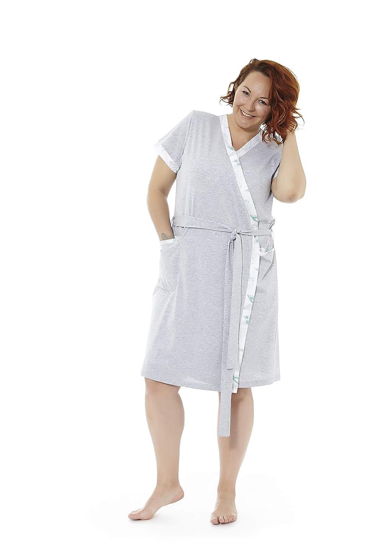 Taglie dalla 50 alla 70. Vestaglie per la casa Taglie dalla 50 alla 70 Forti Mabel Big/&Beauty Vari Modelli