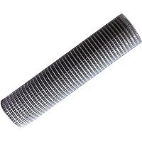 Malla electrosoldada galvanizada 1x5 Mt - 13x13x0,9 mm