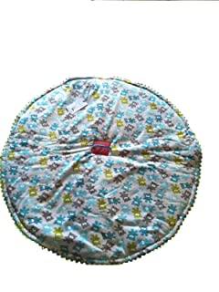 tappetino gioco rotondo orsacchiotto diametro100cm fashionpoint srl