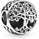 Pandora Jewelry Family Roots Sterling Silver Charm
