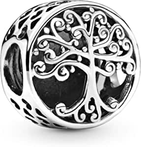 Pandora 797590 Charm en plata de ley Raíces Familiares