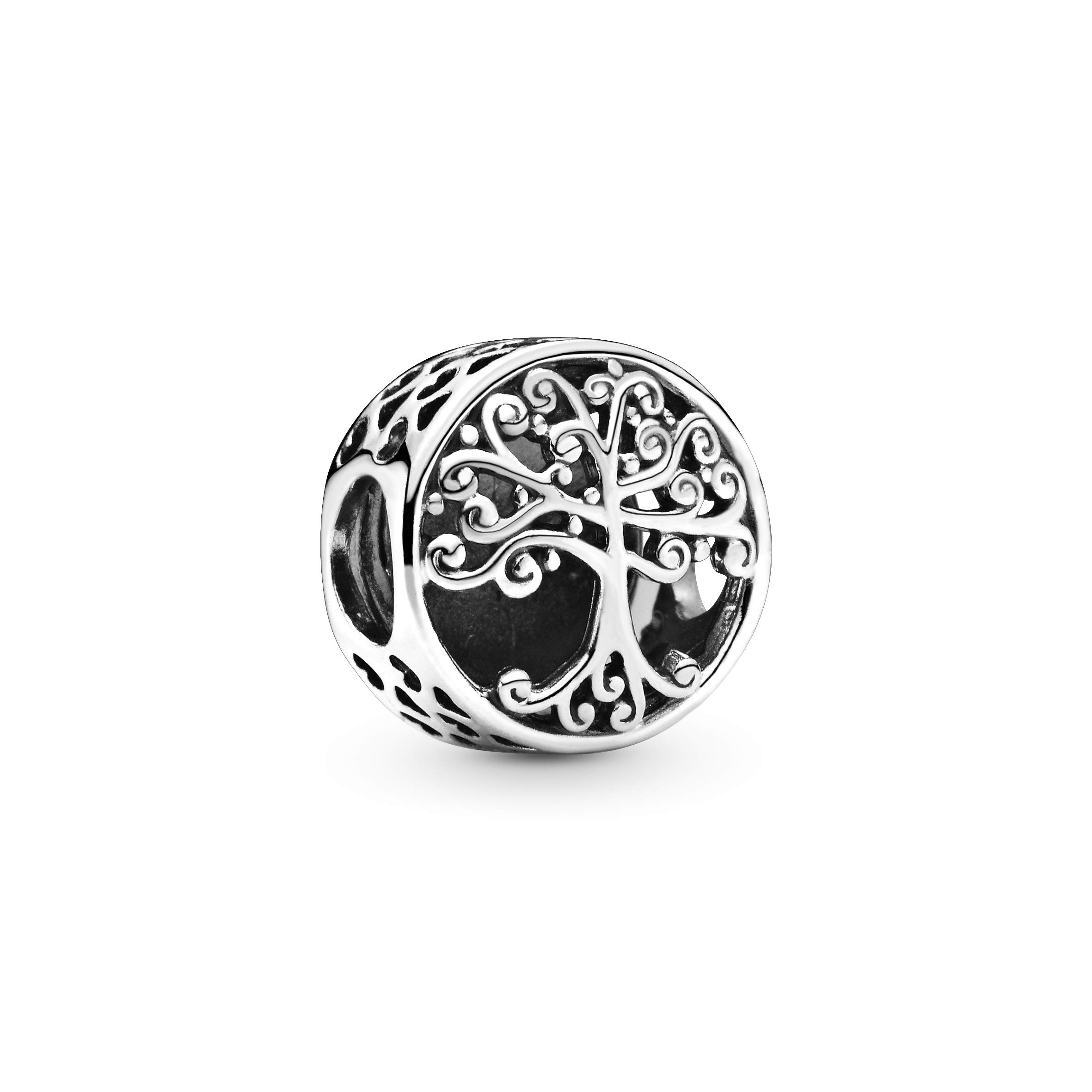 Jewelry Family Roots Sterling Silver Charm