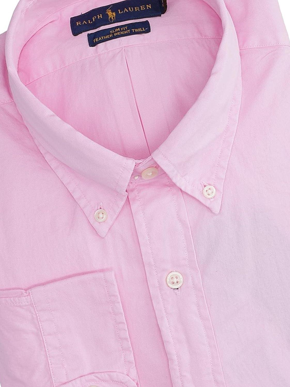 636cff225ae9 Ralph Lauren Camisa 710695886001-TXL  Amazon.fr  Vêtements et accessoires