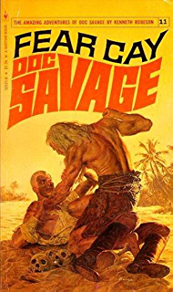 Amazon doc savage his apocalyptic life ebook philip jos fear cay doc savage fandeluxe Gallery