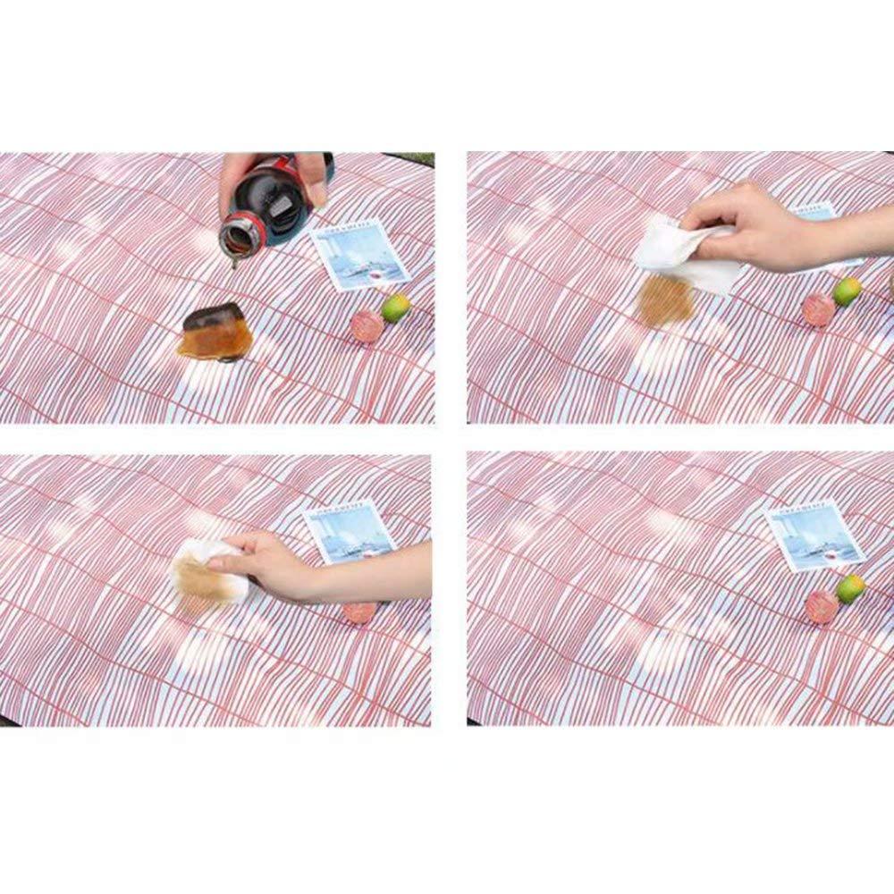 Outdoor Beach Picnic Blanket Blanket Blanket Teppichmatte mit wasserfester Rückseite B07PDRW55N | Sale Online  685d34