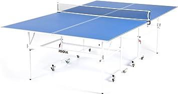 Amazon Com Joola Quadri Indoor 15mm Ping Pong Table With Quick