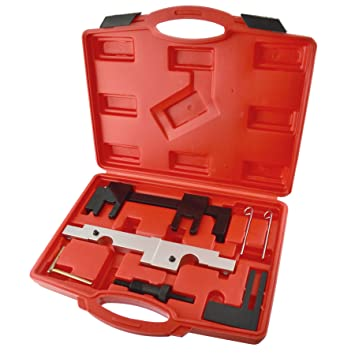 AB Tools-US Pro BMW Motor N43 Kit de Herramientas de Ajuste de Bloqueo de sincronización Serie 1/3 y 5 Bergen: Amazon.es: Coche y moto