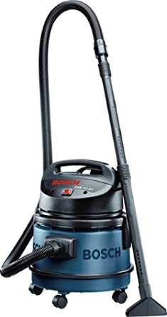 Bosch Gas 11 21 Litre Vacuum Cleaner Blue And Black