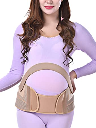 Pregnancy Belly Brace Pregnant Band Maternity Abdomen Waist Support Belt