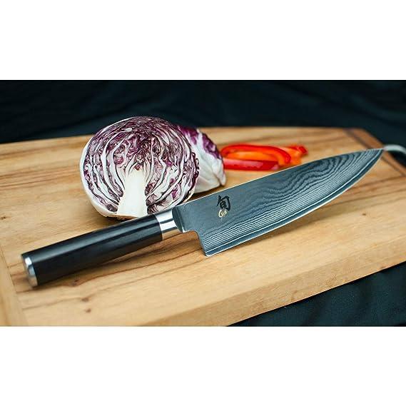 Amazon.com: Shun cuchillo clásico para chef, 8 ...
