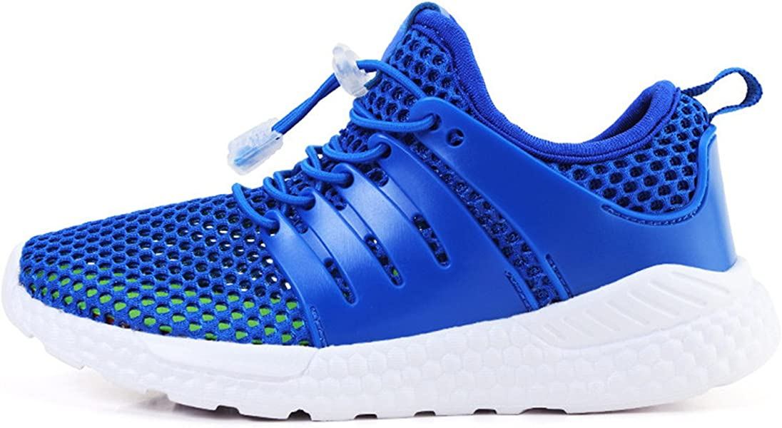78b9090892d809 Sneakers for Girls Casual Shoes Children Shoes Air Mesh Autumn Spring  Breathable Kid Sport Shoe Blue