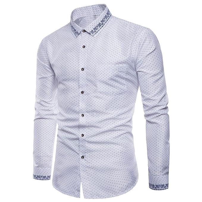 buy popular 09399 6674b Herren Hemd, Beikoard Herren Hemd Business Herren-Hemd ...