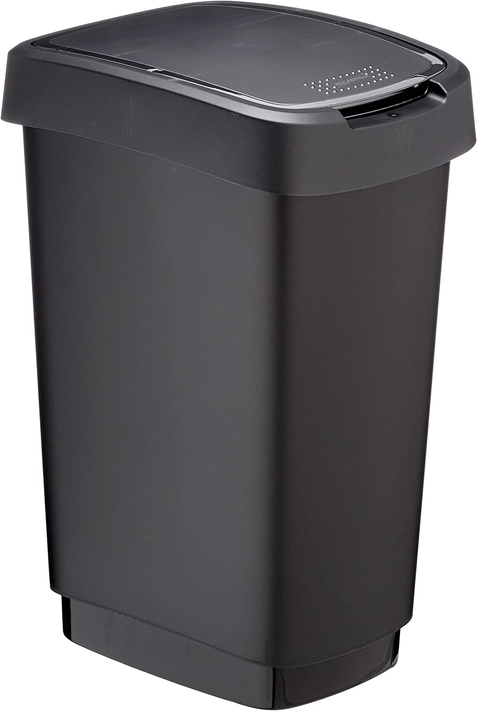 AmazonBasics – Cubo de basura, 10 l