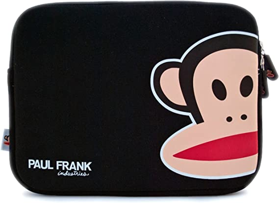 Paul Frank PFK003BLK100 Funda para Tablet 25,4 cm (10