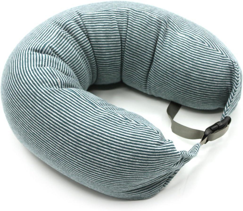 Noyoke Travel Pillow blue blaue