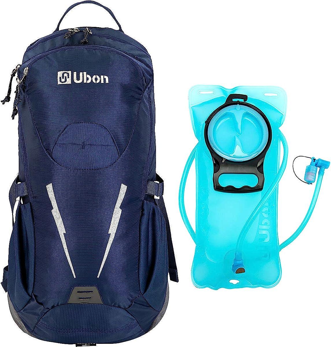 Ubon Ventilated Hiking Backpack 30L Internal Framed Backpack for Outdoor Sport