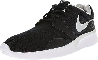 NIKE Women's Kaishi Athletic Shoe Black/Metallic Silver-White ...