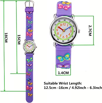 Children's Watches Free Shipping New Cute Toy Story Watch Cartoon Children Watch Girls/ Boys