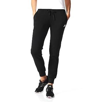 adidas Damen Essentials Solid Hose  Amazon.de  Sport   Freizeit 62bbc2a709