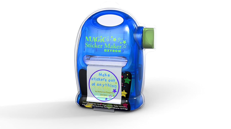 Reducción de precio Xyron 488517 Magia Etiqueta Azul-Maker 2.5 pulgadas x 20 pies Permanente