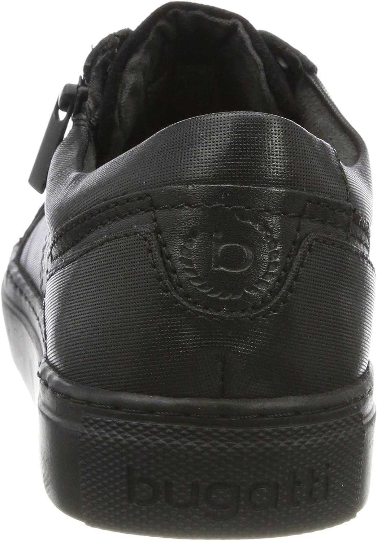bugatti 322405011000 heren sneaker zwart