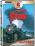 Extreme Steam: America's Greatest Steam Trains 6 pk.