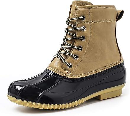 Waterproof Winter Ankle Rain Boots