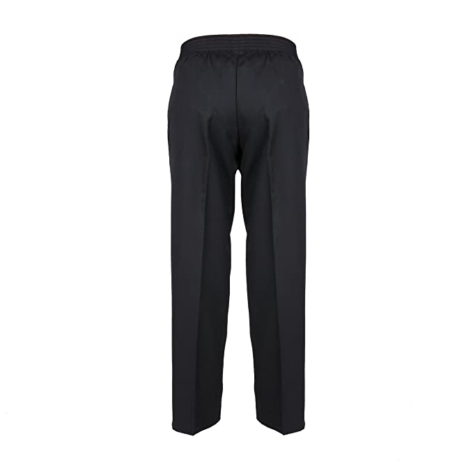 Blue Max Banner Junior Boys Fulham Flat Front with Fly School Trousers