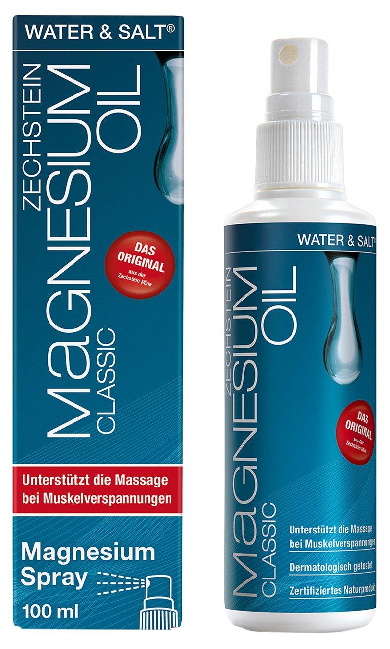 Zechstein Magnesio aceite 100 ml de aceite / magnesio: Amazon.es: Salud y cuidado personal
