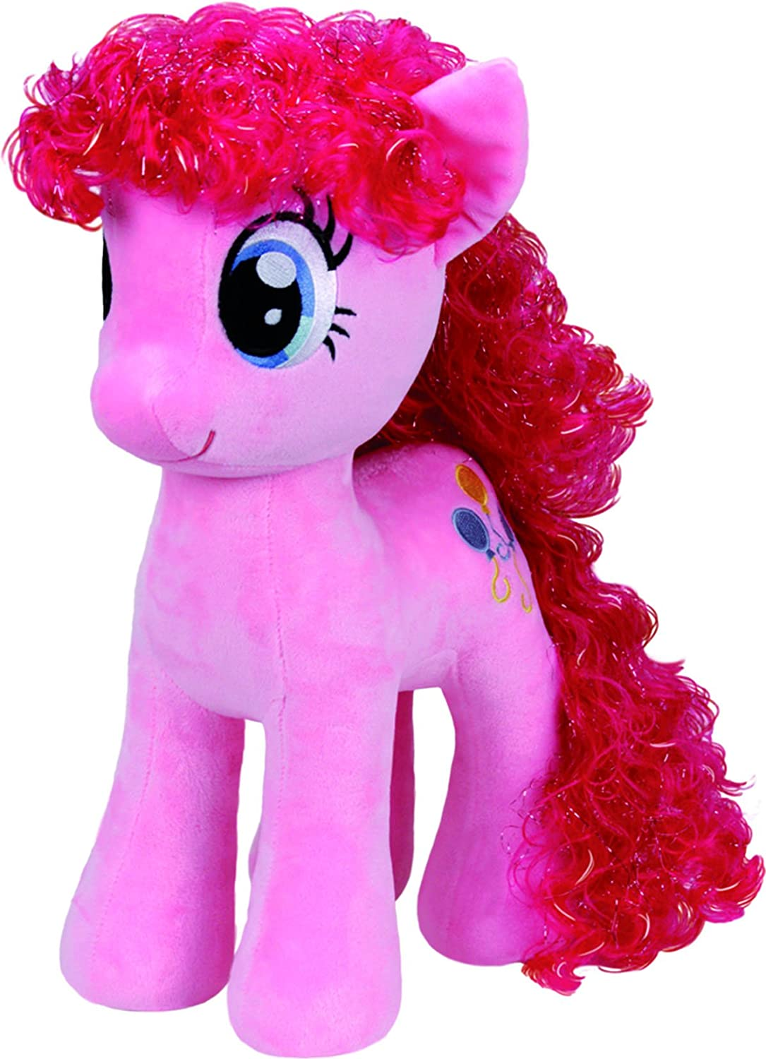 Ty - My Little Pony Pinkie Pie, 28 cm (United Labels Ibérica 90200TY): Amazon.es: Juguetes y juegos