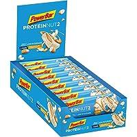 Powerbar Barritas Proteinas con Bajo Nivel de Azucar