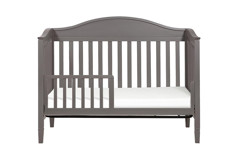 Amazon.com : DaVinci Laurel 4-in-1 Convertible Crib in Slate Finish : Baby