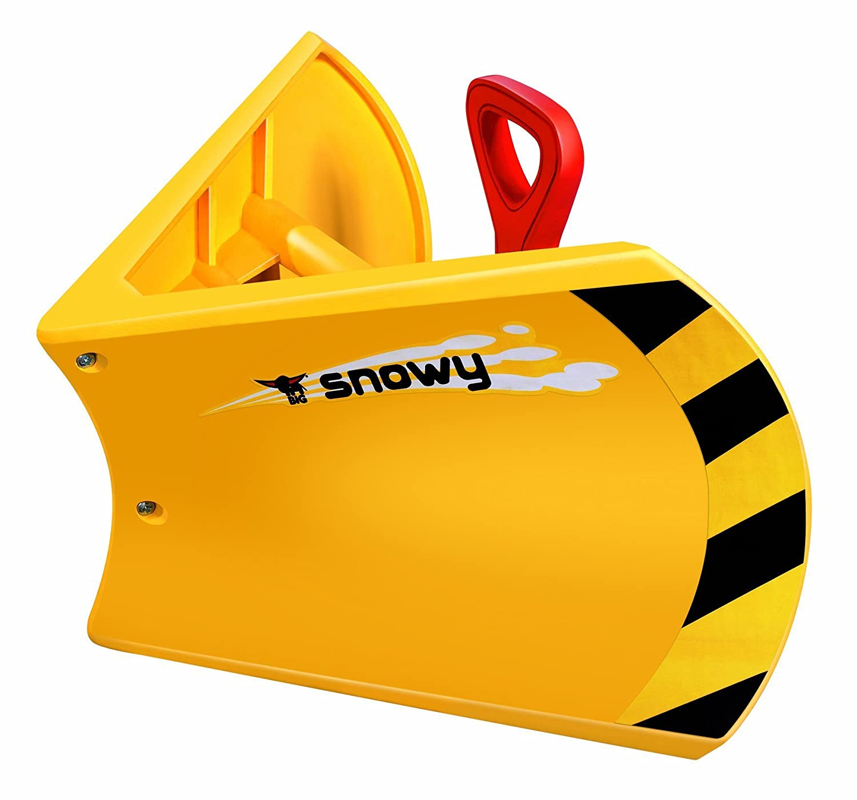 BIG 56690 - Snowy Rodeln und Wintersport Schlitten