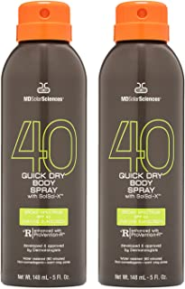 product image for MDSolarSciences Quick Dry Body Spray Broad Spectrum SPF 40