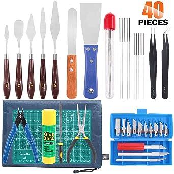 Amazon.com: Rustark - Kit de herramientas para impresora 3D ...