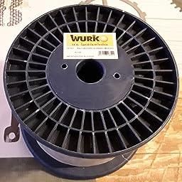 Wurko 12012008 Cable trenzado, 4 mm: Amazon.es: Bricolaje y herramientas