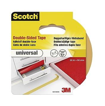 Scotch 42012050 duct tape universal double sided 50 mm x 20 m scotch 42012050 duct tape universal double sided 50 mm x 20 m light aloadofball Choice Image