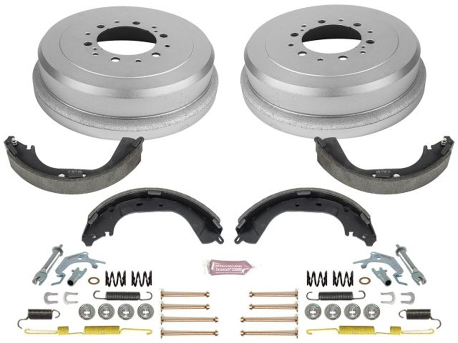 Power Stop Rear KOE15313DK Daily Driver Drum and Shoe Kits