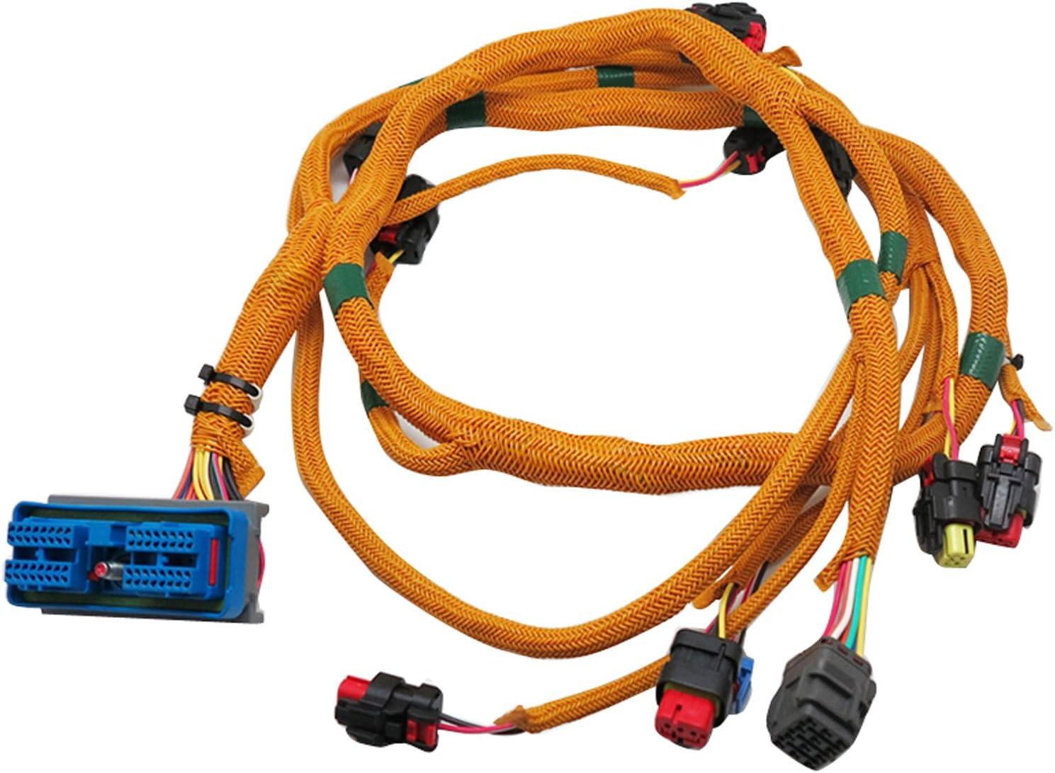 Amazon.com: E320C 170-9364 Engine Wiring Harness - SINOCMP Engine Wiring  Harness for 320C E320C Excavator Aftermarket Parts, 3 Month Warranty:  AutomotiveAmazon.com