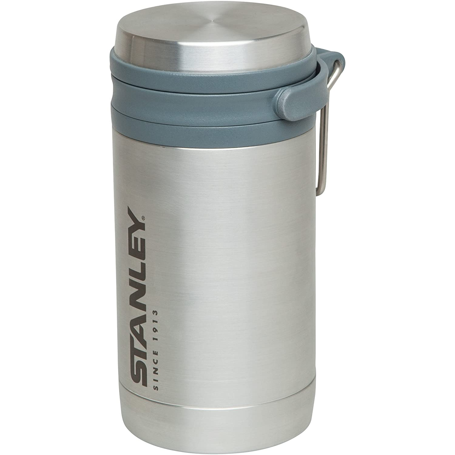 STANLEY Mountain Vacuum Insulated Trail Mug, Stainless Steel, 0.35 Litre Pacific Market International 10-01939-002