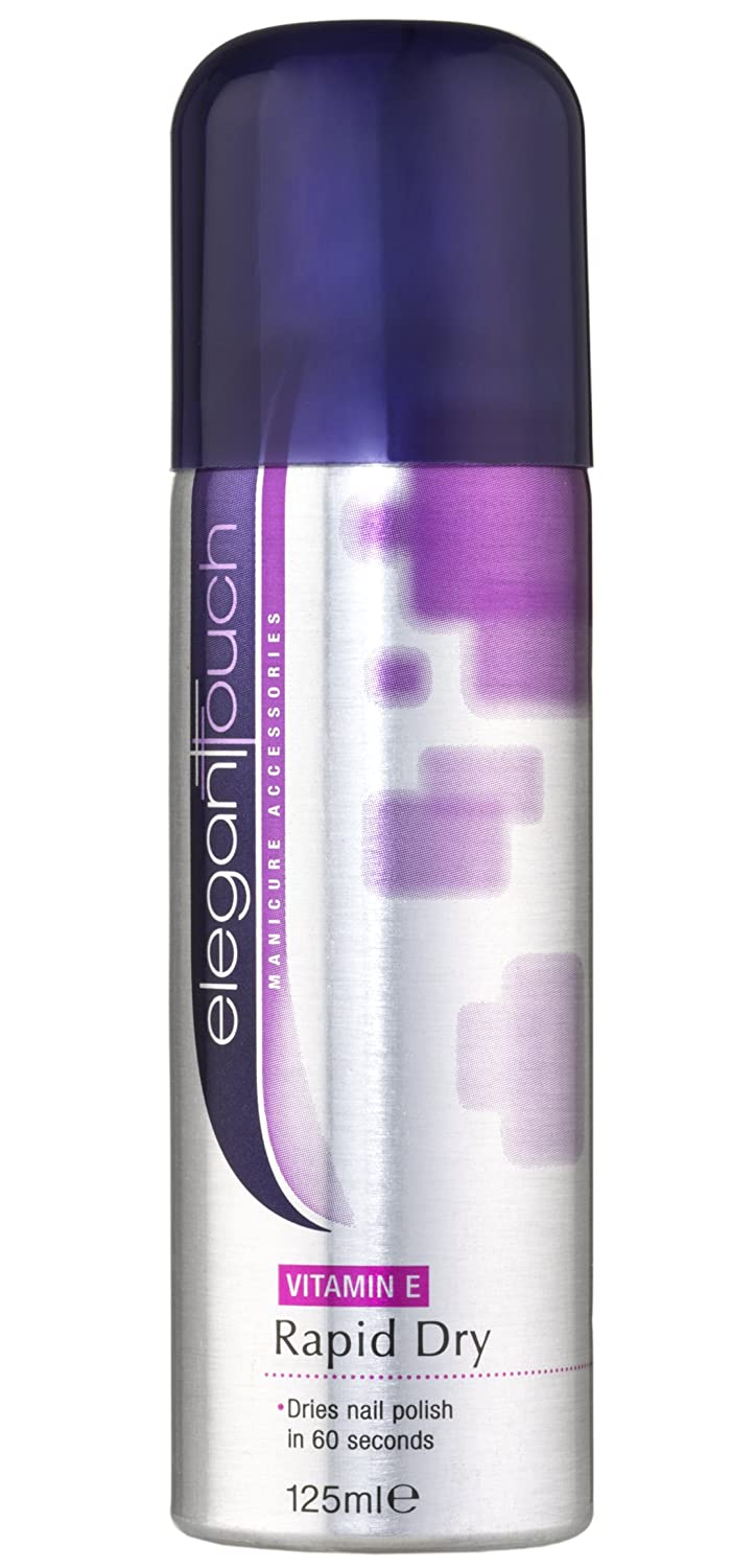 Elegant Touch Rapid Dry Nail Spray by Elegant Touch Salon Services 40 45 001