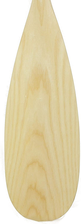 Glacier Wear Ash Beavertail Canoe Paddle 54 Inches