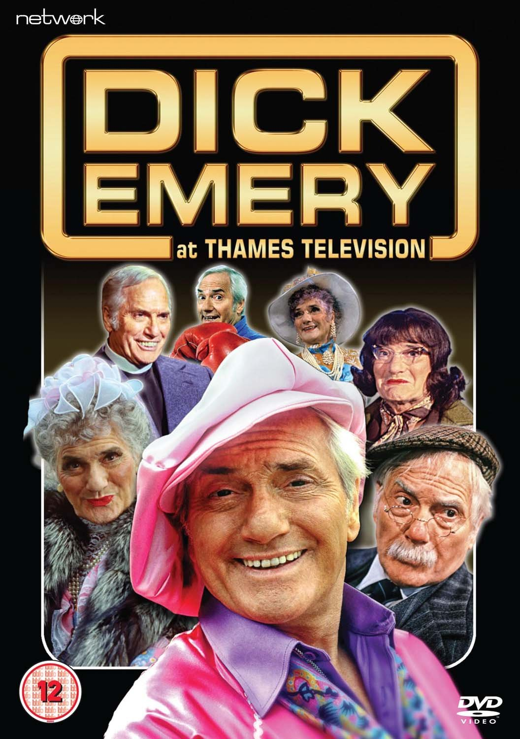 DVD : Dick Emery at Thames Televisio {OU}