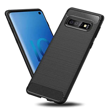 Voviqi Funda Samsung Galaxy S10 Plus, Silicona Fundas para ...