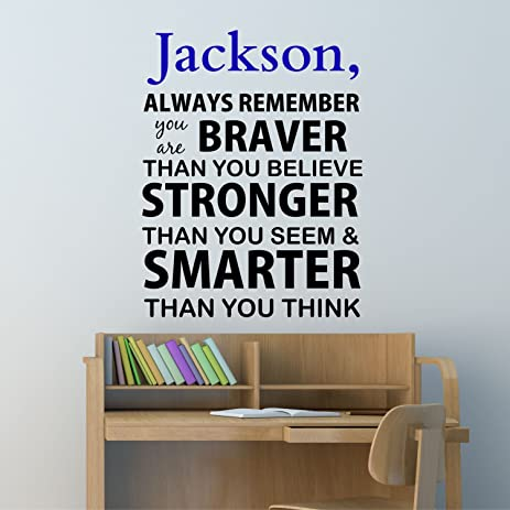 Classic Winnie The Pooh Wall Decals Quotes   Kids Quote Wall Decal   Winnie  The Pooh