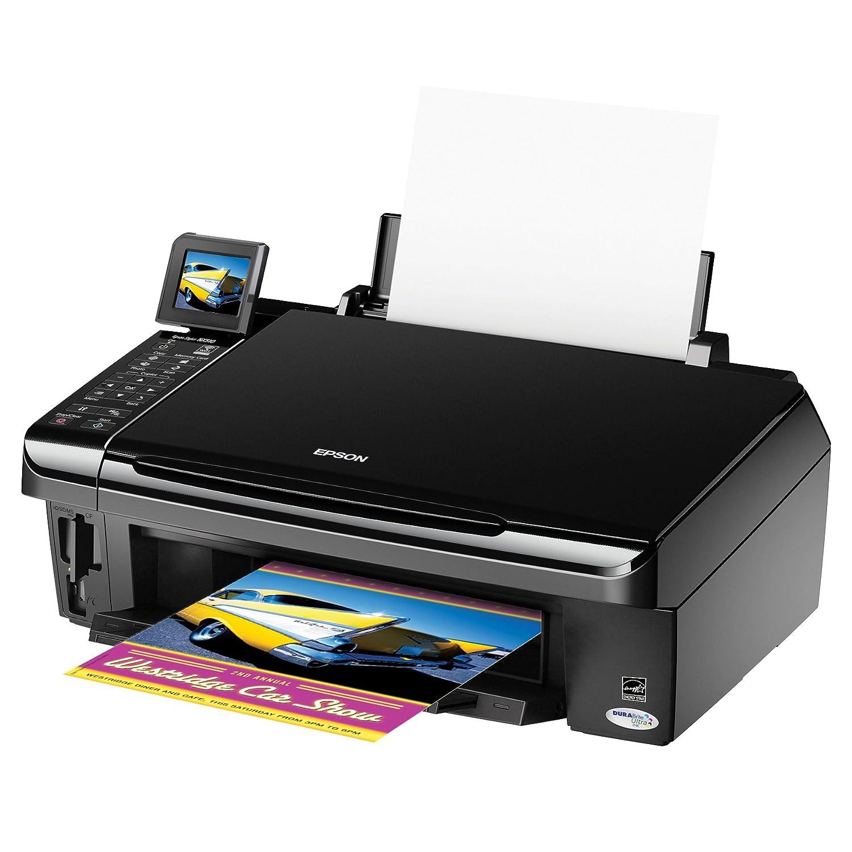 Epson Stylus NX510 Scanner Vista