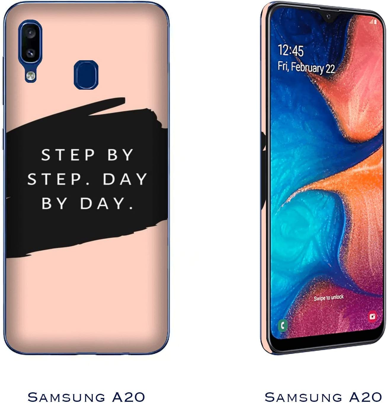 Funda Galaxy A20 Carcasa Samsung Galaxy A20 Oraciones inglesas ...
